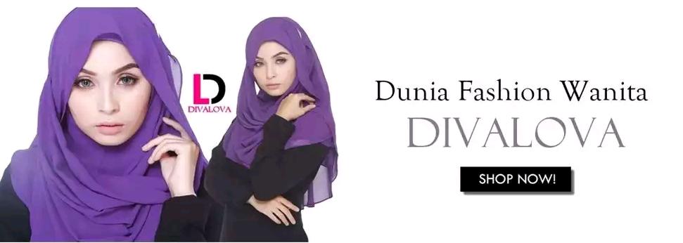 DIVALOVAFASHION.COM: BUTIK BAJU MUSLIMAH ONLINE