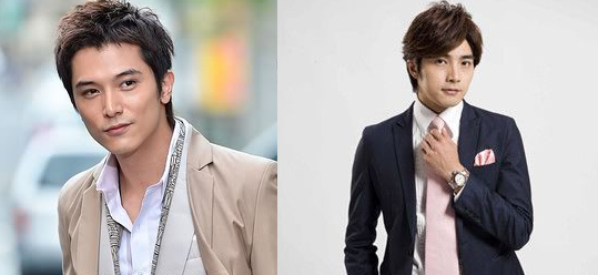 Mike He and Roy Qiu Look Alike