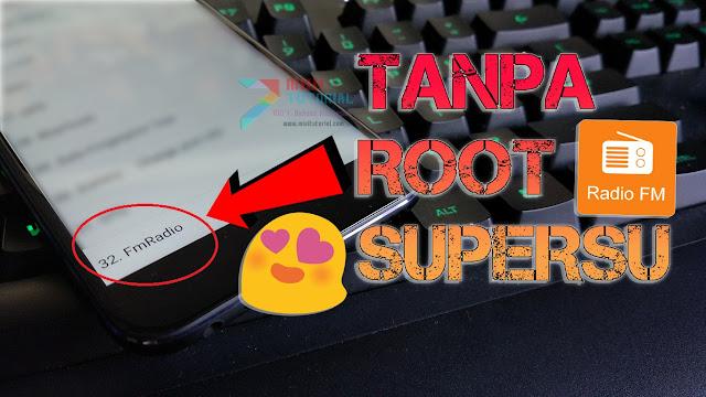 Benarkah Xiaomi Mi A1 Punya Fitur Radio FM dan Bagaimana Cara Memunculkannya Tanpa Root SuperSU Ini Tutorialnya!