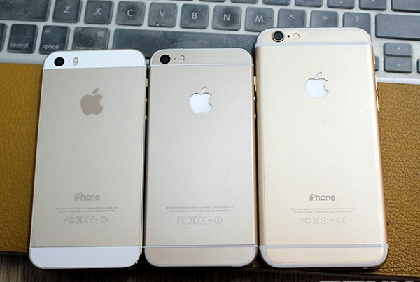 thay vo iphone 5s thanh iphone 6