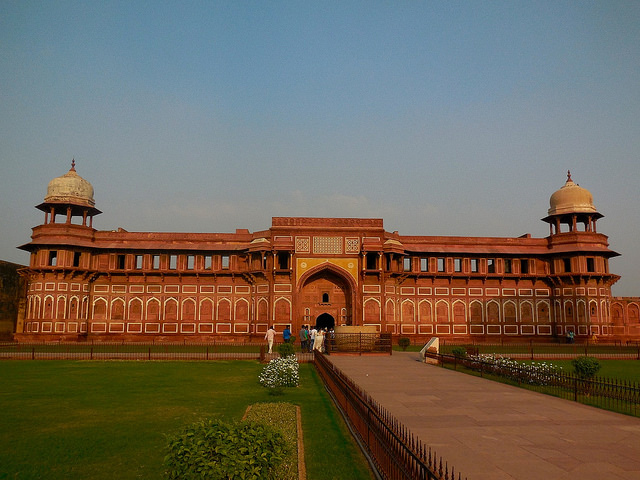 Red Fort from other side