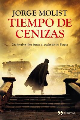 Tiempo de cenizas - Jorge Molist (2013)