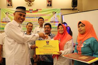 Walikota Padang Pendidikan Dan Kesehatan Menjadi Perhatian Serius