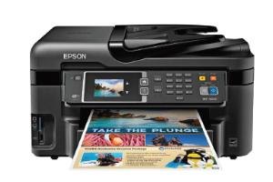Epson WorkForce WF-3620 Printer Driver Downloads & Software for Windows