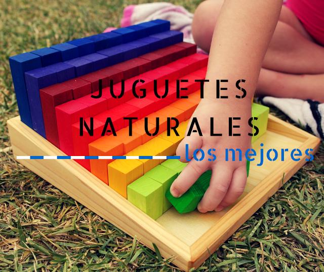 mejores juguetes naturales