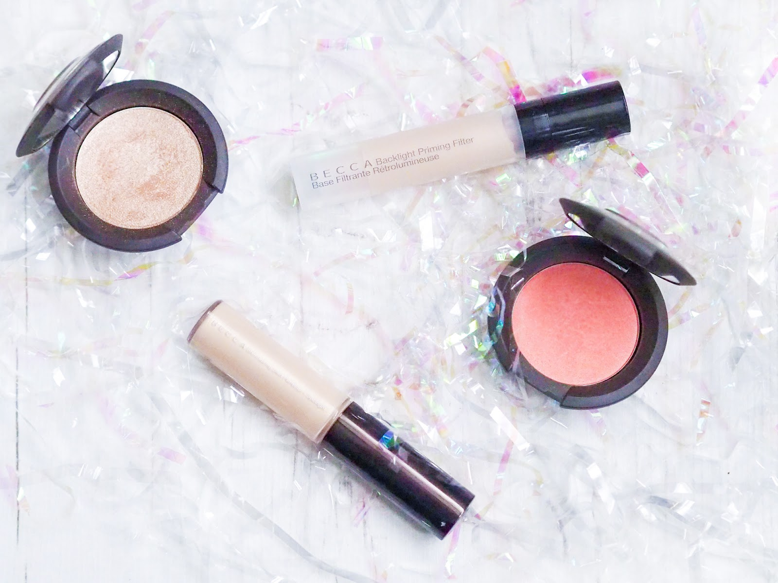Best of Becca Blushed Radiance Kit