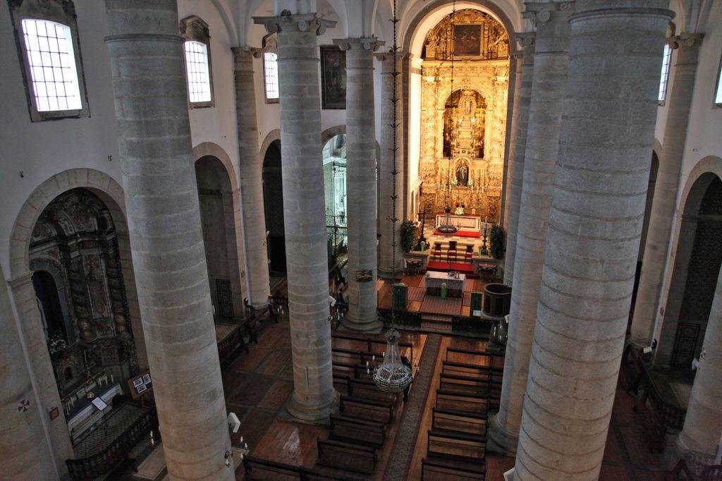 Igreja de Santo Antão - Évora