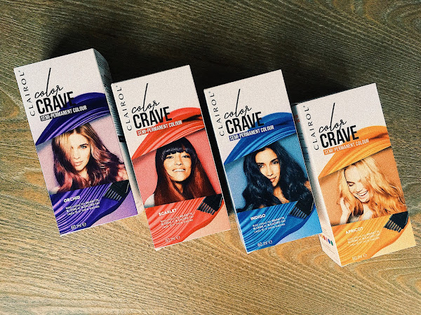 #FlauntYourFearless with Clairol Color Crave