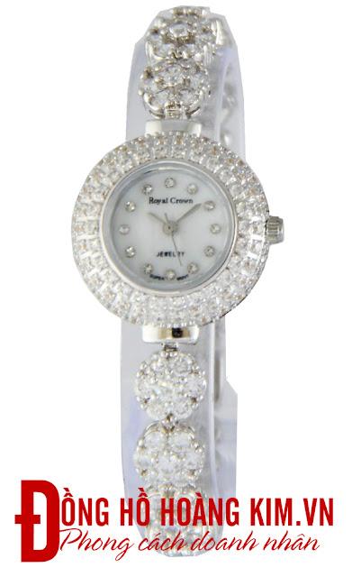Đồng hồ nữ Royal crown giá rẻ dưới 2 triệu