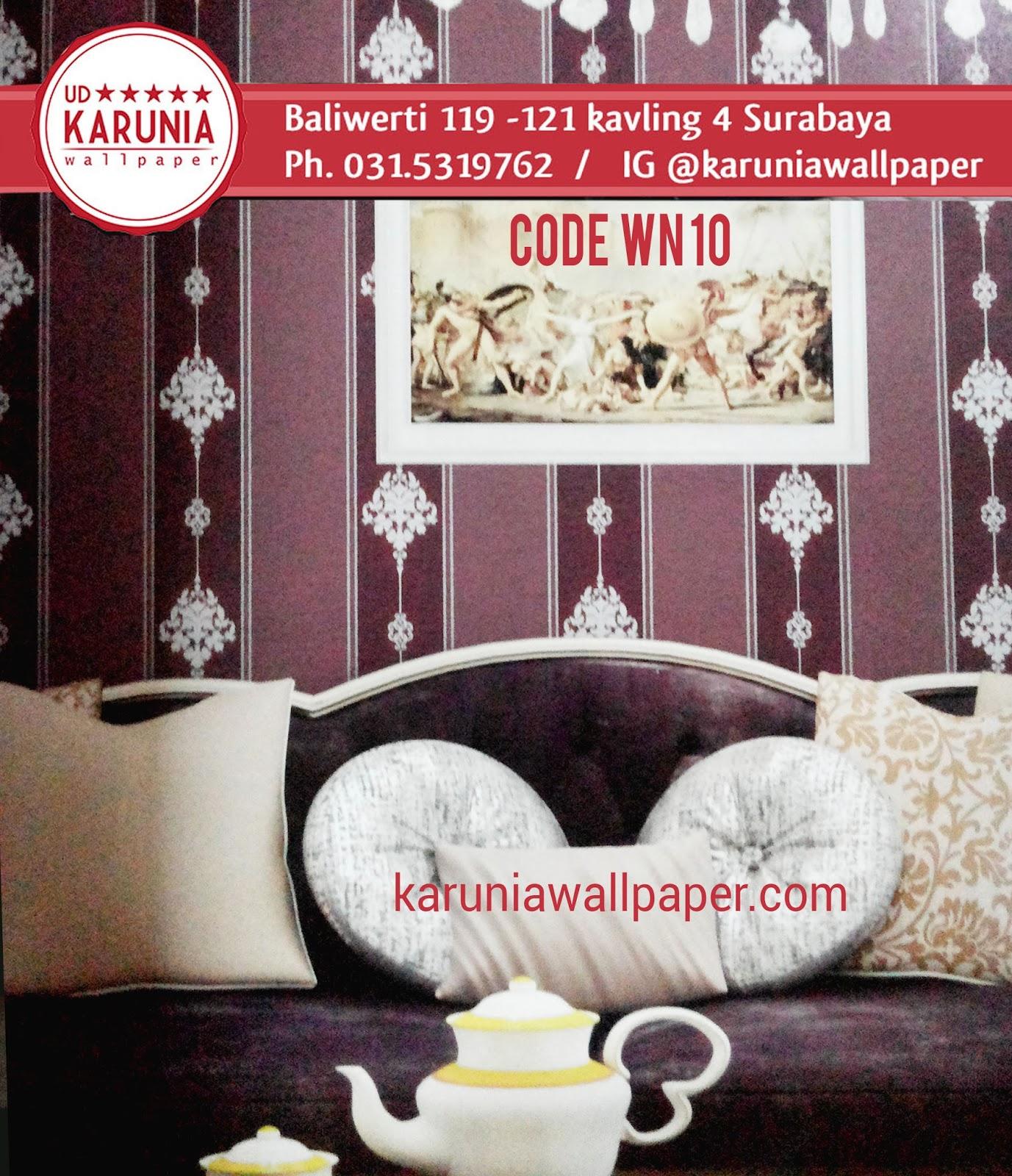 jual wallpaper dinding di surabaya karuniawallpaper