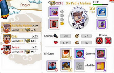 Dapat six paths madara image