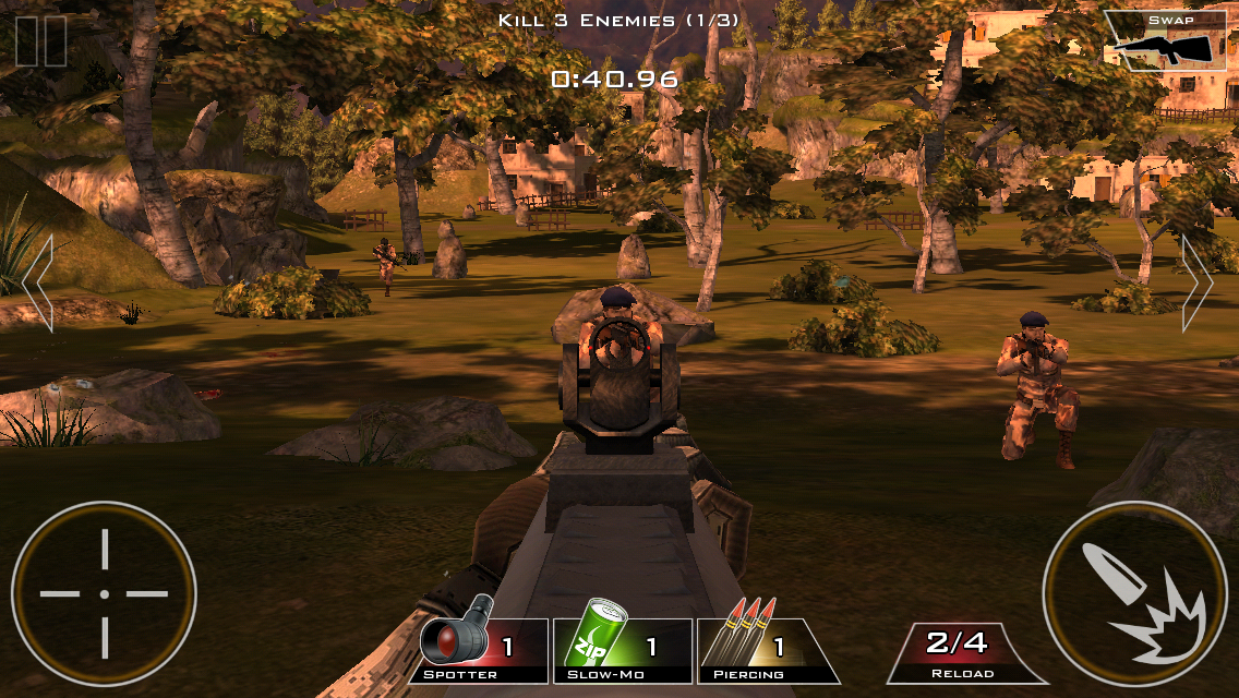 Kill Shot APK for Android (MOD) Latest Version Free Download