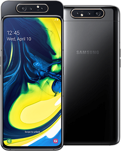 Samsung Galaxy A80 vs Samsung Galaxy S9 Plus: Comparativa