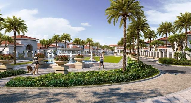 dự án bất động sản đất nền Sunriver city