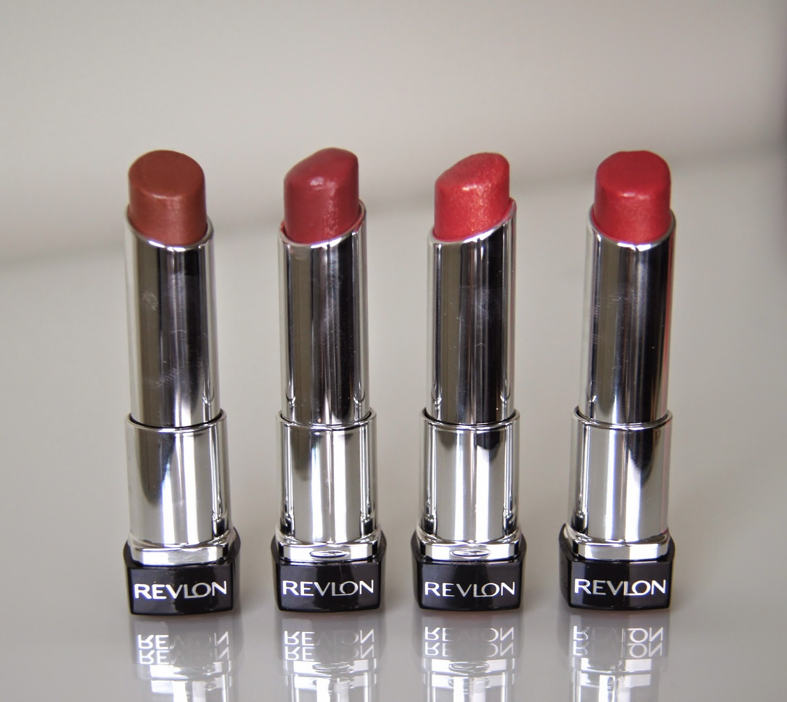 revlon colorburst lip butter collection swatches review