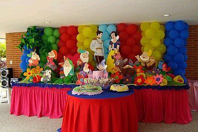 Mytotalnet Com Snow White Decoration For Children Parties