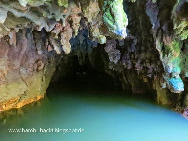 Waitomo Glowworm Caves New Zealand North Island | Foodblog rehlein backt