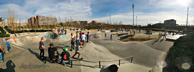 Skatepark Madrid