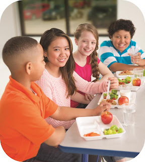 Milford Summer Food Service Program, sponsored by the Hockomock Area YMCA