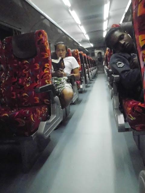 Kereta Kuala lumpur - Singapore