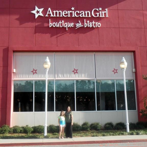 Paula Parrish American Girl Birthday