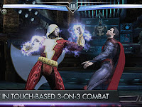 Injustice Gods Among Us APK + MOD + Data (Aderno,Mali,Tegra,PowerVR) v2.11 for Android