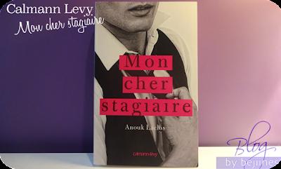 Livre - Mon cher Stagiaire : Anouk Laclos