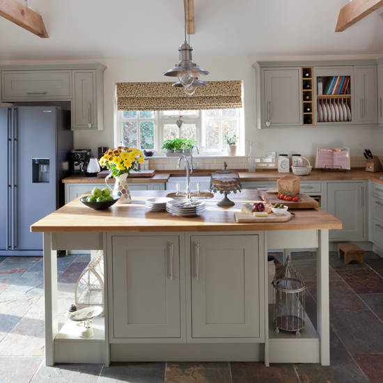 Pretty Cottage Kitchen: LISMARY'S COTTAGE: A Country Home In Norfolk