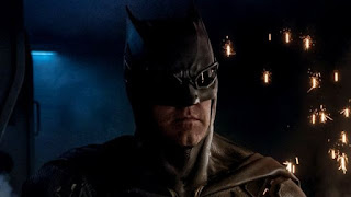 liga de la justicia: el mejor vistazo hasta ahora al nuevo traje de batman