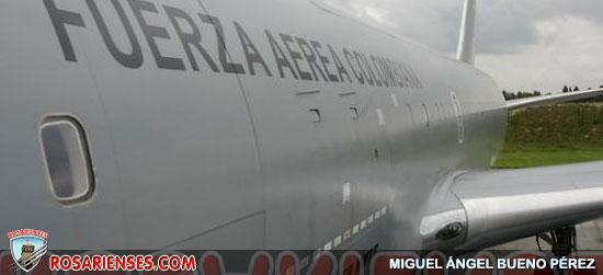 Estalló llanta de avión en que viajaba presidente Santos   Rosarienses, Villa del Rosario