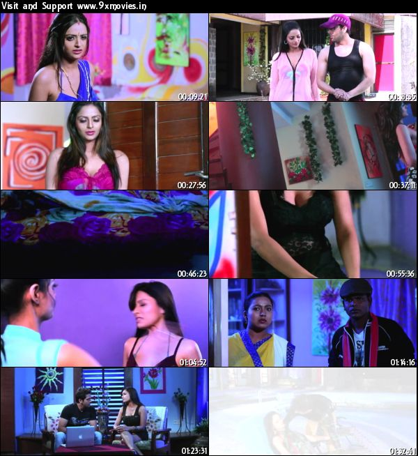 Madmast Barkhaa 2015 Hindi 360p WEB SDRip