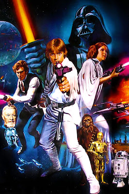 Star Wars Original Poster