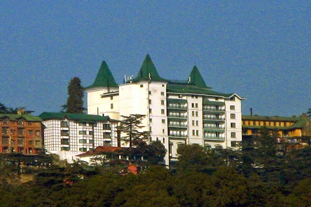 Oberoi Cecil Hotel in Shimla  IMAGES, GIF, ANIMATED GIF, WALLPAPER, STICKER FOR WHATSAPP & FACEBOOK