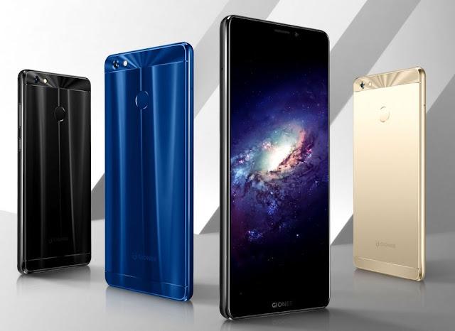 مواصفات وسعر الهاتف Gionee M7 power بالصور