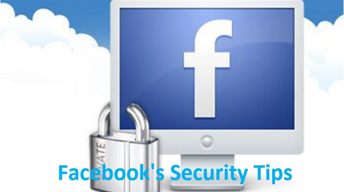 Facebook's Security Tips