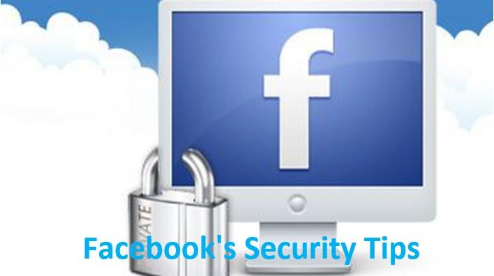 Facebook's Security Tips