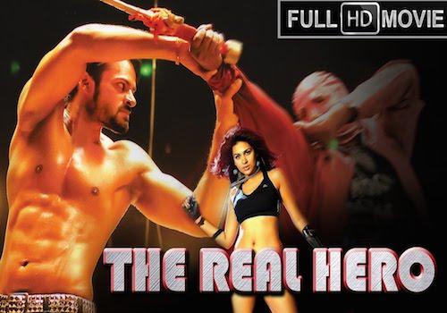 The Real Hero 2015 Hindi Dubbed HDRip 480P 300MB