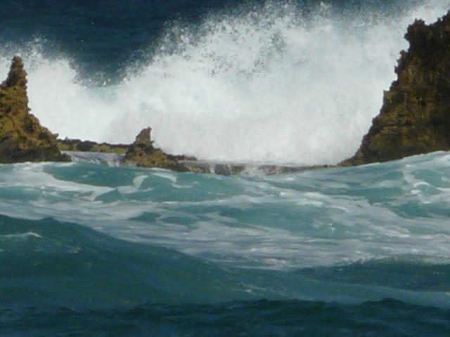 Obyek wisata Pantai Ngliyep malang jawa timur