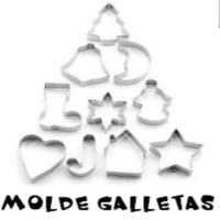 http://manualidadesreciclajes.blogspot.com/2017/12/manualidades-con-moldes-de-galletas.html