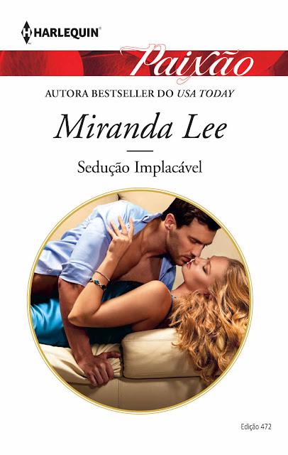 Sedução Implacável Miranda Lee