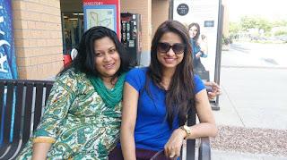 Ipshita Shabnam Srabonti With Milla Hossain