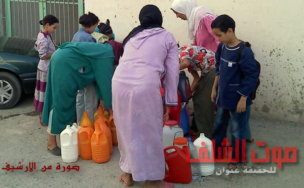 أزمة عطش في عز رمضان بأحياء بلدية الشلف