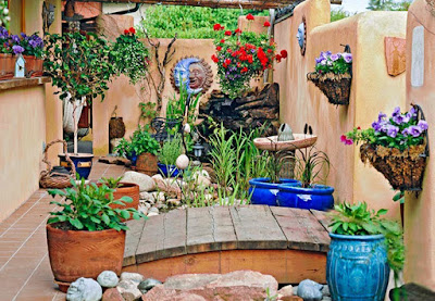Small backyard landscaping design idea