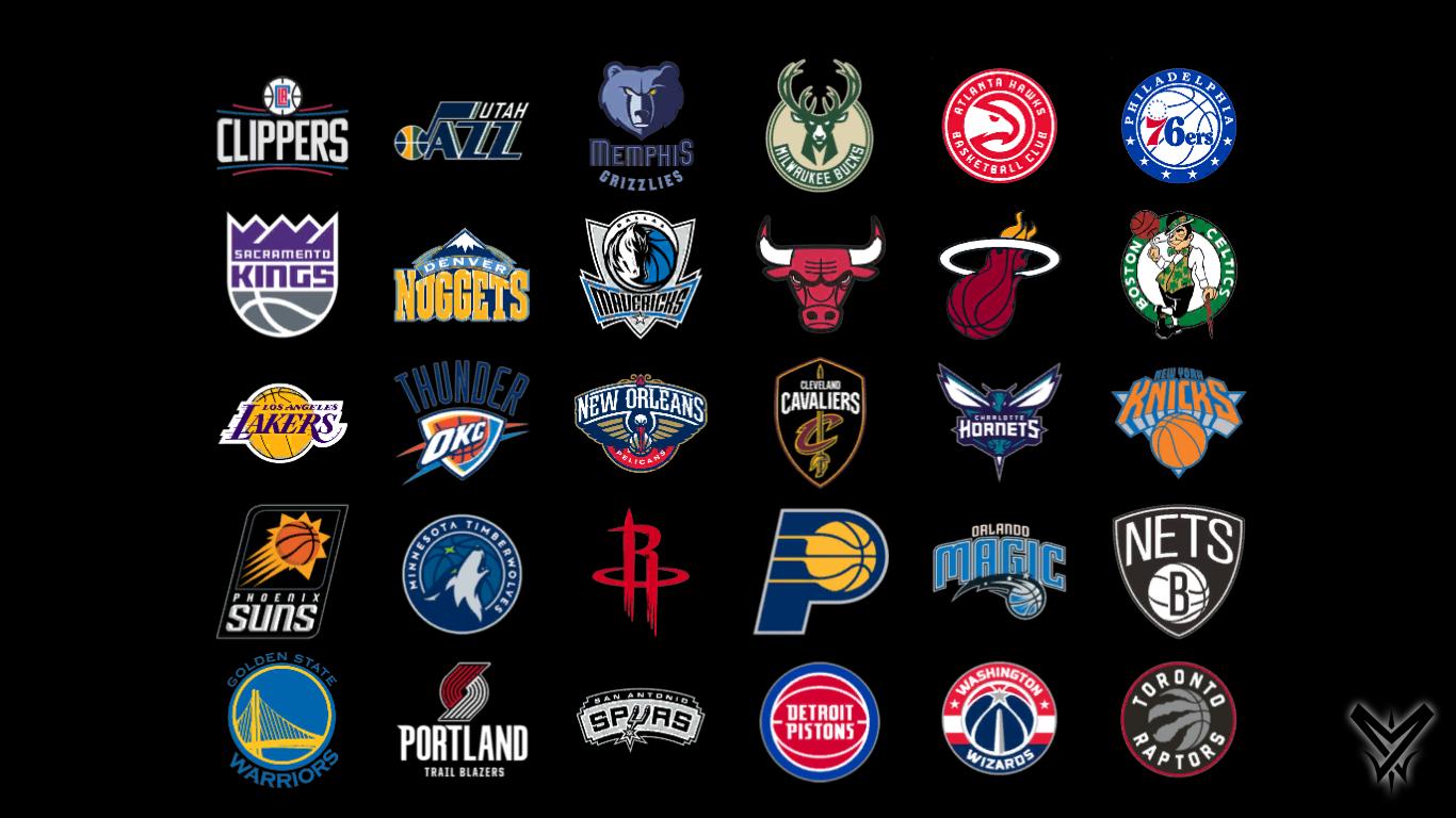 2017-2018 NBA Logos Bootup - NBA 2K14 at ModdingWay
