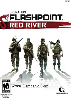 Operation Flashpoint Red River Game Cover