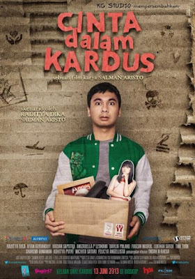 Download Cinta Dalam Kardus 2013 WEBDL Bluray 720P Indonesia