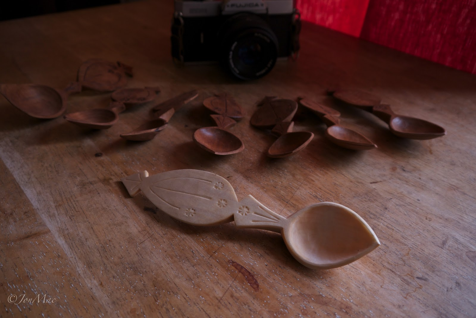 spoon carving+spoon whittling