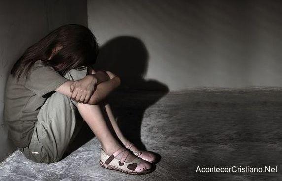 Abuso contra niña