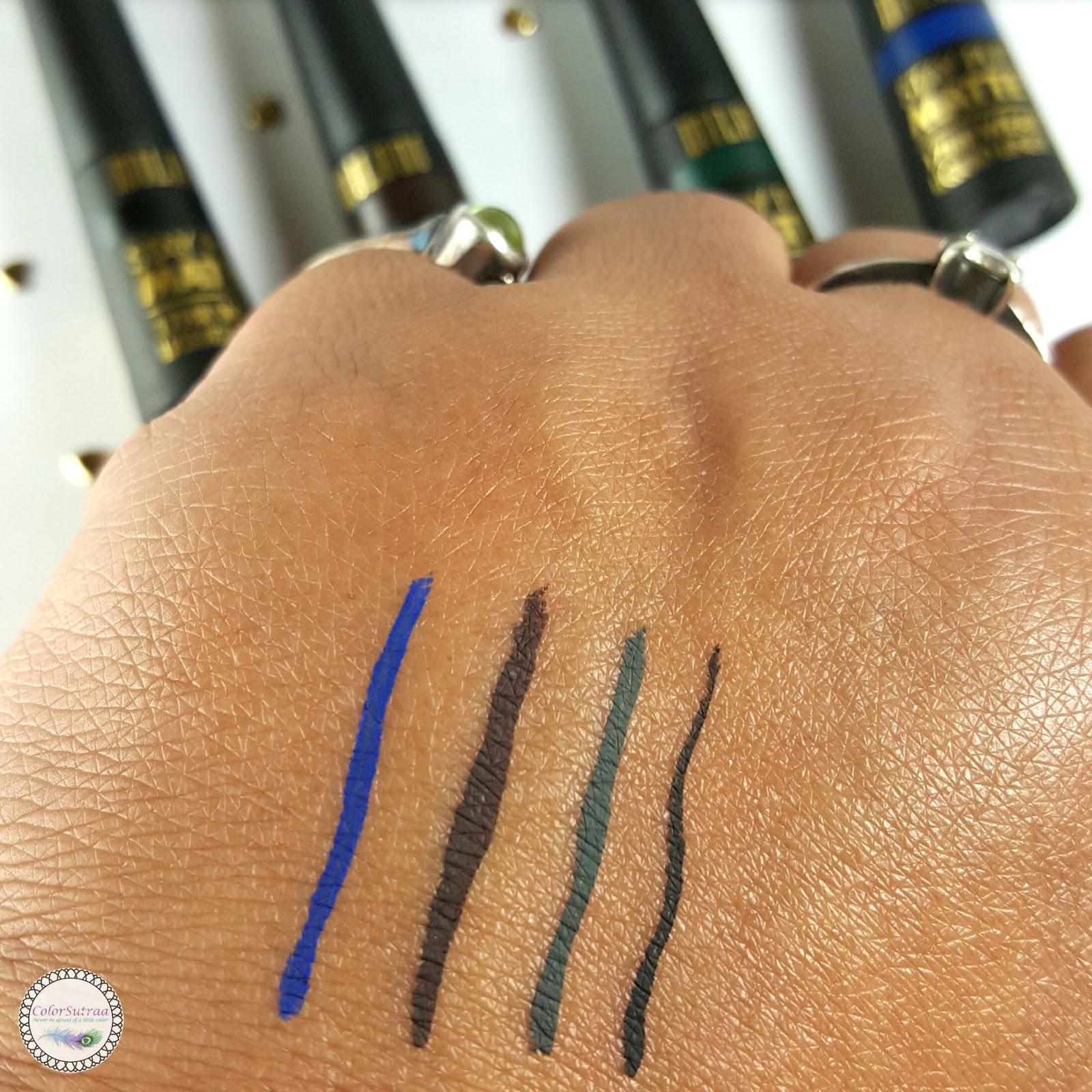 Stay Put Matte Liquid Eyeliner by Milani #21