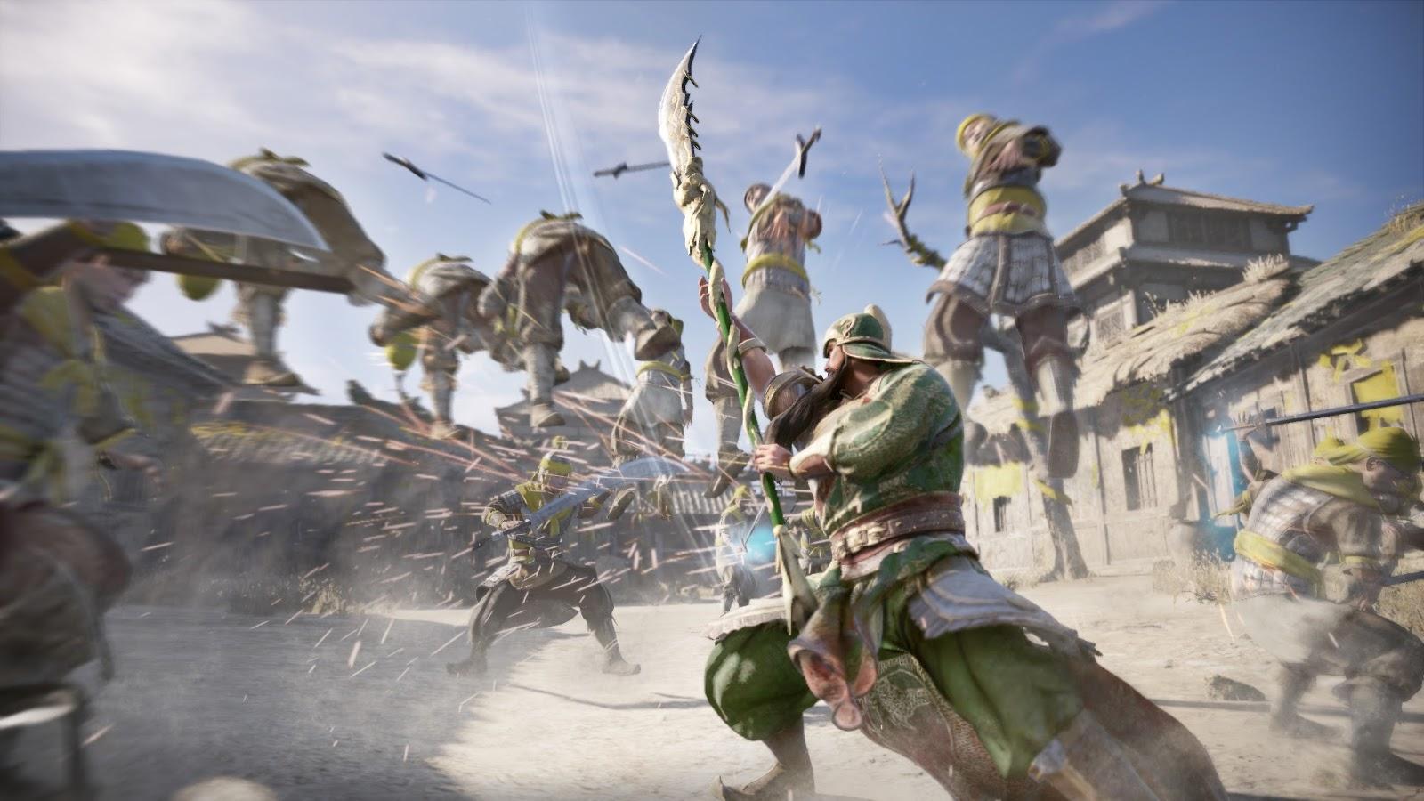 Dinasty Warriors 9 confirma plataformas y desvela personajes novedosos 5